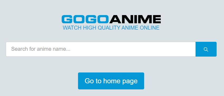 Gogo anime