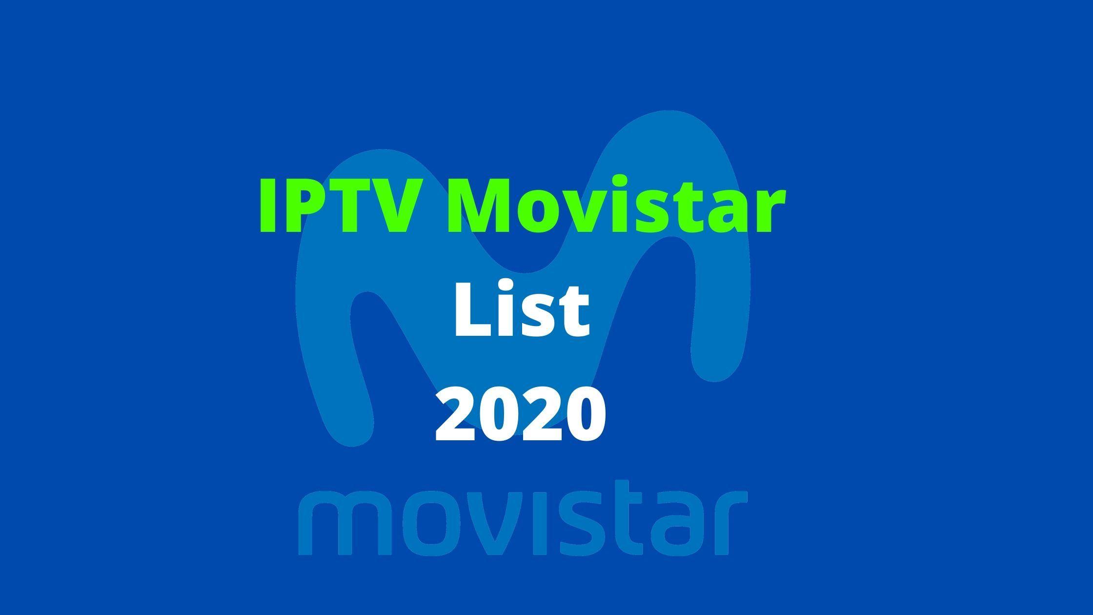 IPTV-Movistar