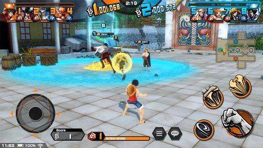 One-Piece-Bounty-Rush