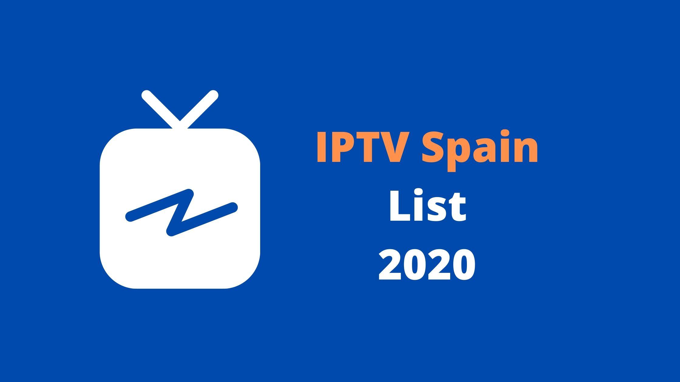 iptv-spanish-list