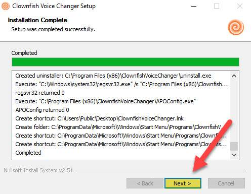 clownfish voice changer for pc